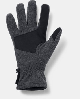 Men's ColdGear® Infrared Fleece 2.0 Gloves  1  Color Available $35