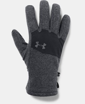 Best Seller Men's ColdGear® Infrared Fleece 2.0 Gloves  1  Color Available $29.99