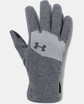 Men's ColdGear® Infrared Fleece 2.0 Gloves  2  Colors Available $29.99