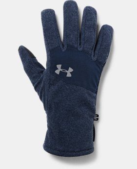 Best Seller  Men's ColdGear® Infrared Fleece 2.0 Gloves  1  Color Available $35