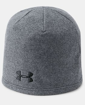 Men's ColdGear® Infrared Fleece Beanie  2  Colors Available $27.99