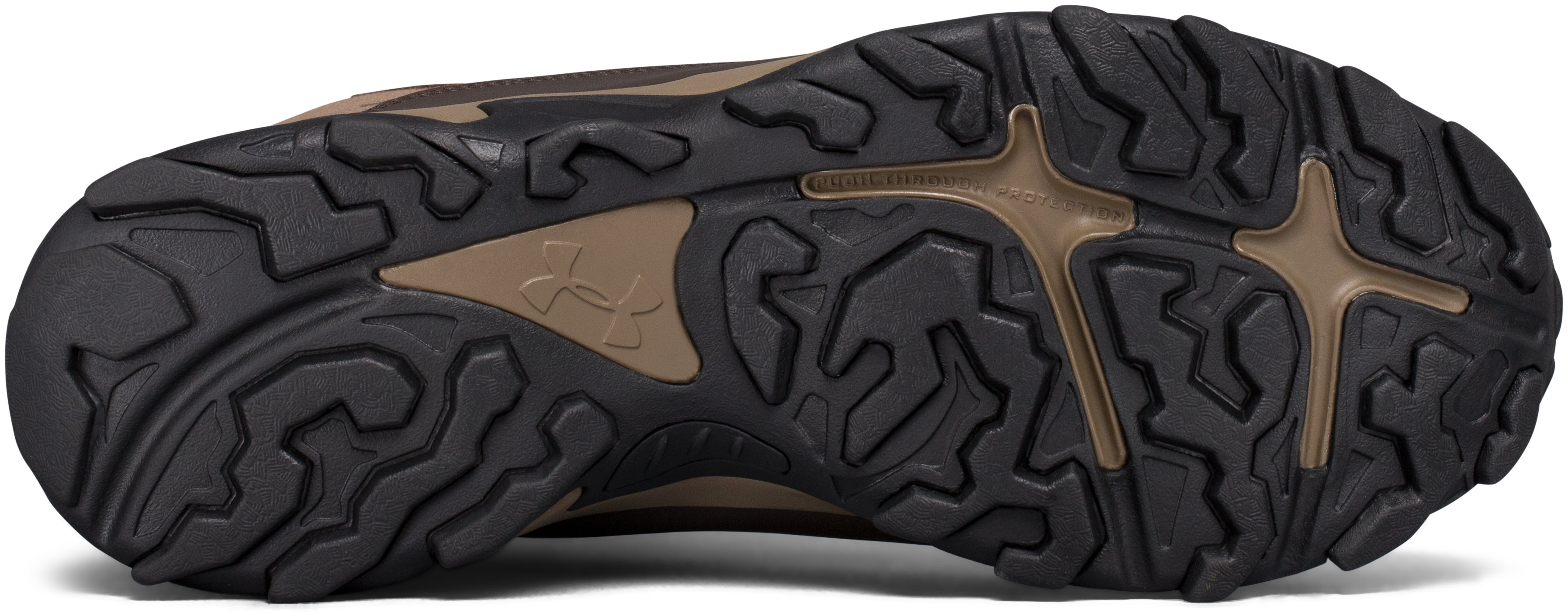 Men's UA Tanger Waterproof Hunting Boots, Uniform, undefined