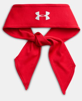 Women's UA Armour Tie Headband  1 Color $11.99