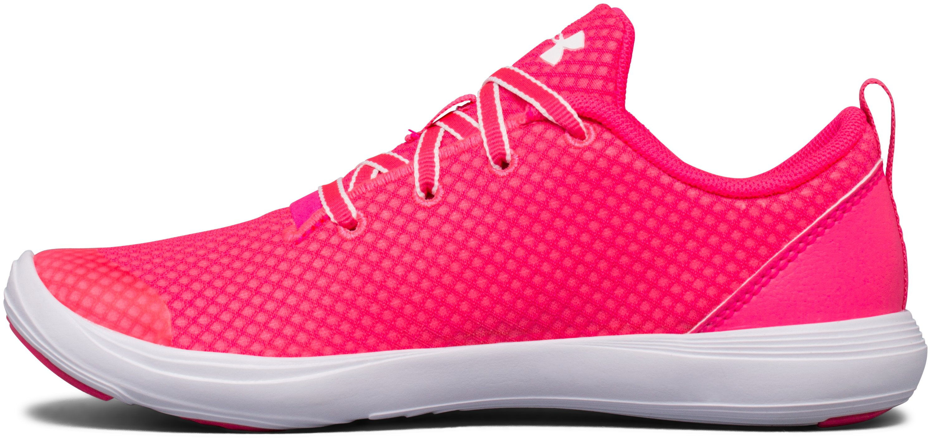 Girls' Pre-School UA Street Precision Sport LTW Training Shoes, PENTA PINK, undefined