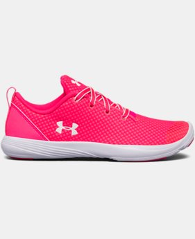 Girls' Pre-School UA Street Precision Sport LTW Training Shoes   $41.24