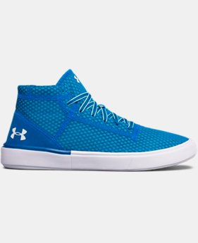Kids' Grade School UA Kickit2 Mid Lightweight Lifestyle Shoes  1 Color $39.99