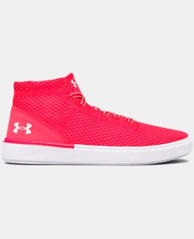 Kids' Grade School UA Kickit2 Mid Lightweight Lifestyle Shoes   $29.99