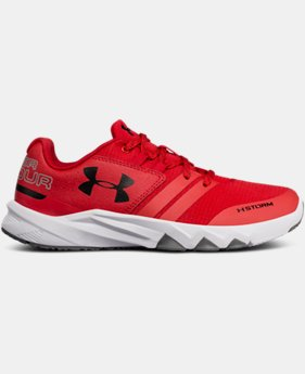 Boys' Grade School UA Primed X Running Shoes LIMITED TIME OFFER 1 Color $48.74
