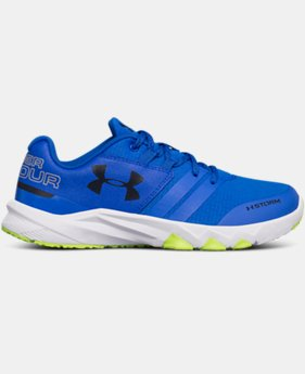 Boys' Grade School UA Primed X Running Shoes LIMITED TIME OFFER  $48.74