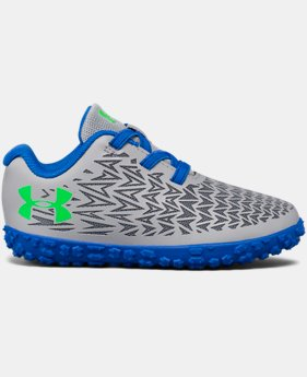 New Arrival Boys' Infant UA ClutchFit® Road Hugger Running Shoes  1 Color $44.99