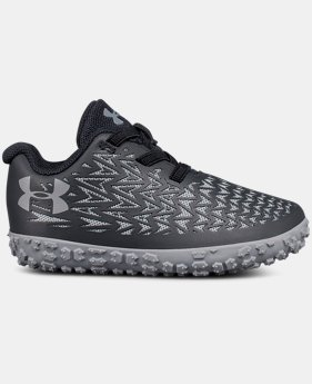 Boys' Infant UA ClutchFit® Road Hugger Running Shoes  1  Color Available $44.99