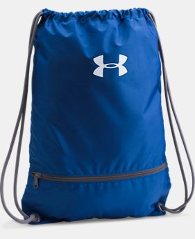 UA Team Sackpack  1 Color $19.99