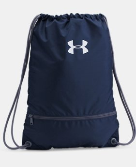 UA Team Sackpack  2 Colors $19.99