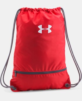 UA Team Sackpack  4  Colors Available $22.99