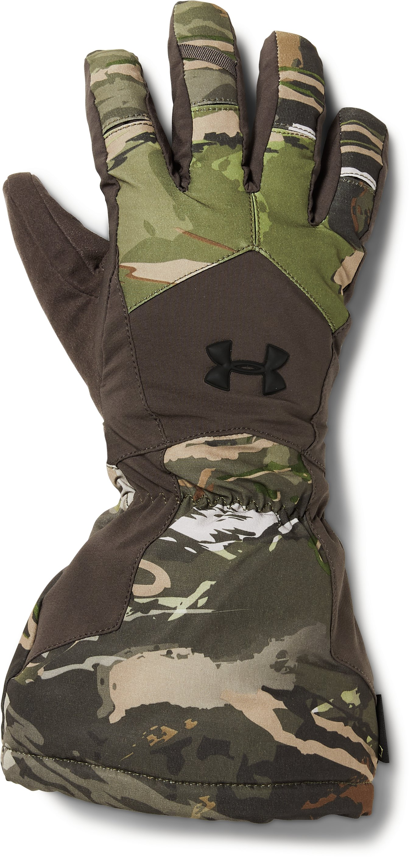 Men's UA Scent Control Insulator 2.0 GORE-TEX® Gloves, RIDGE REAPER® FOREST, undefined