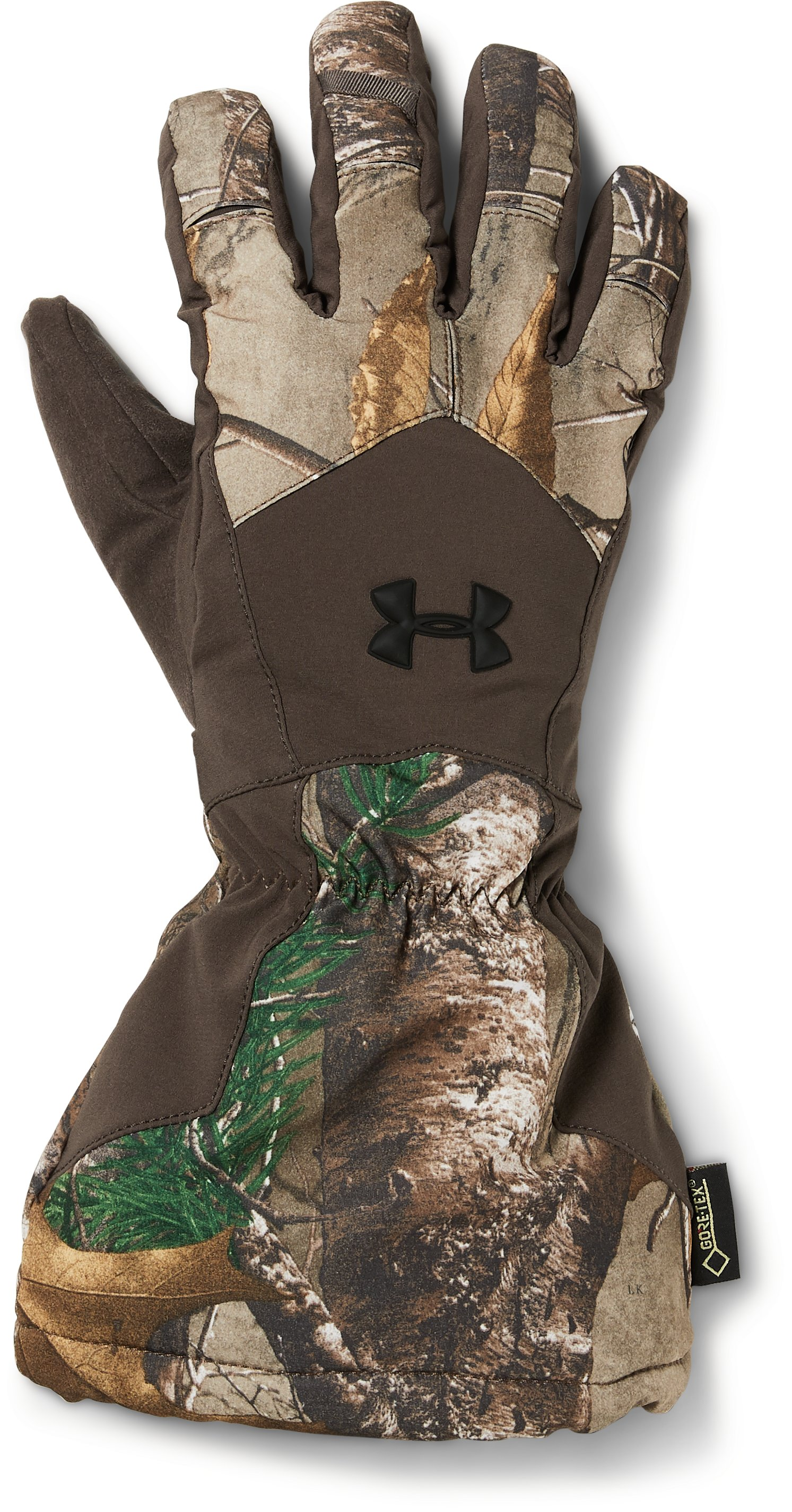 Men's UA Scent Control Insulator 2.0 GORE-TEX® Gloves, REALTREE AP-XTRA,