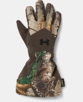 Men's UA Scent Control Insulator 2.0 GORE-TEX® Gloves  2 Colors $99.99