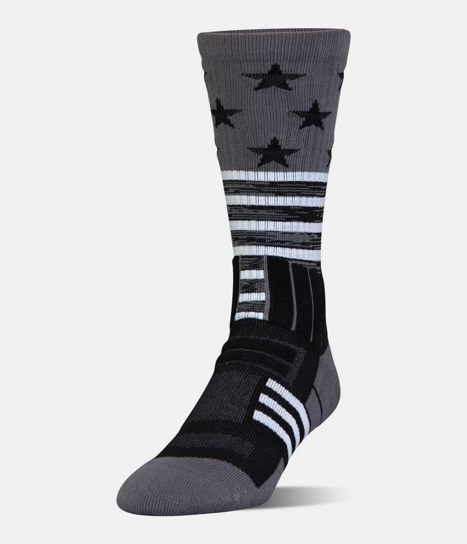 3pk wolverine leather work gloves extra large - Men S Ua Unrivaled Stars Stripes Crew Socks 1 Color 14 99
