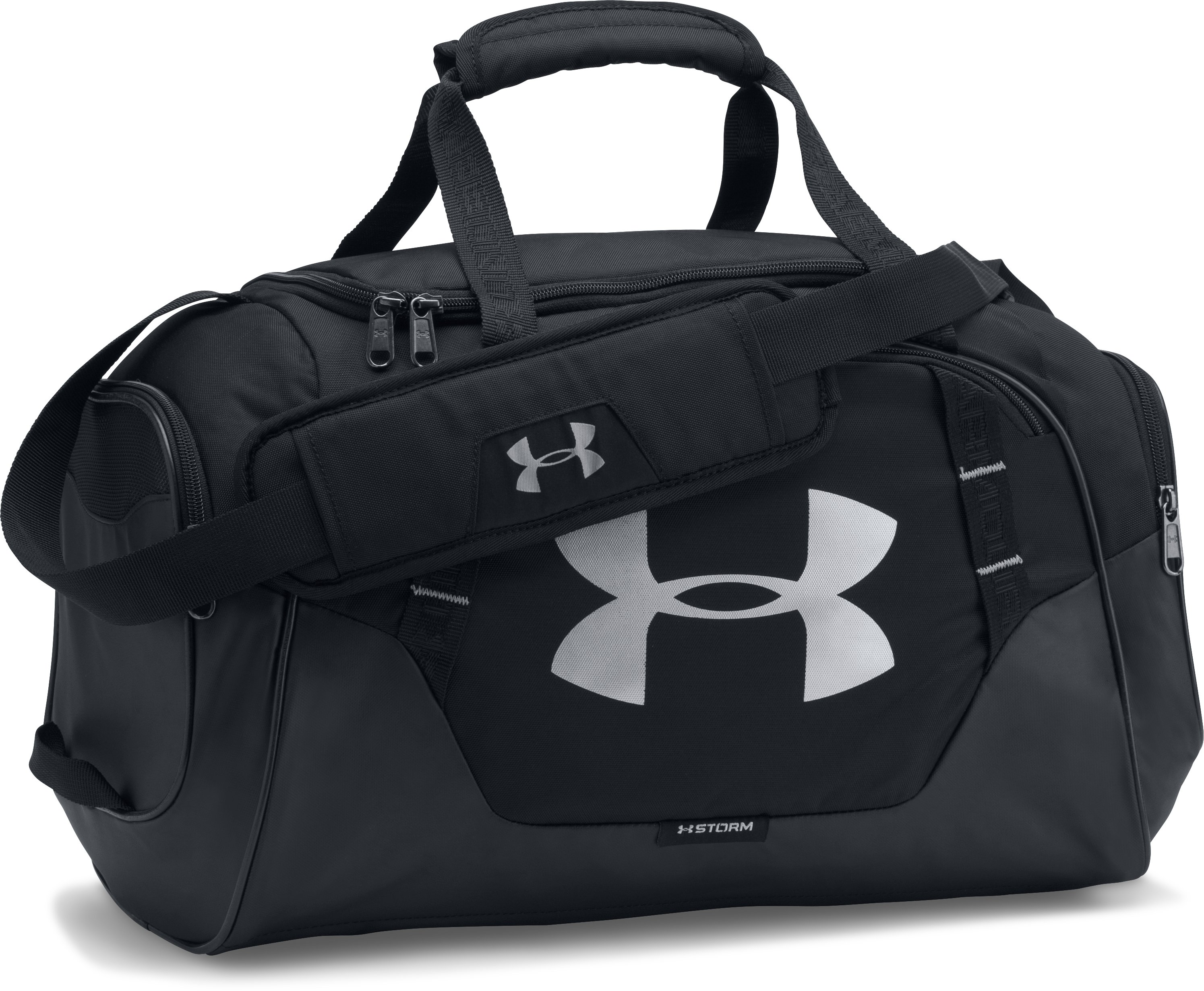 UA Undeniable 3.0 Extra Small Duffle, Black