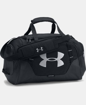 UA Undeniable 3.0 Extra Small Duffle LIMITED TIME: FREE SHIPPING 5  Colors Available $39.99