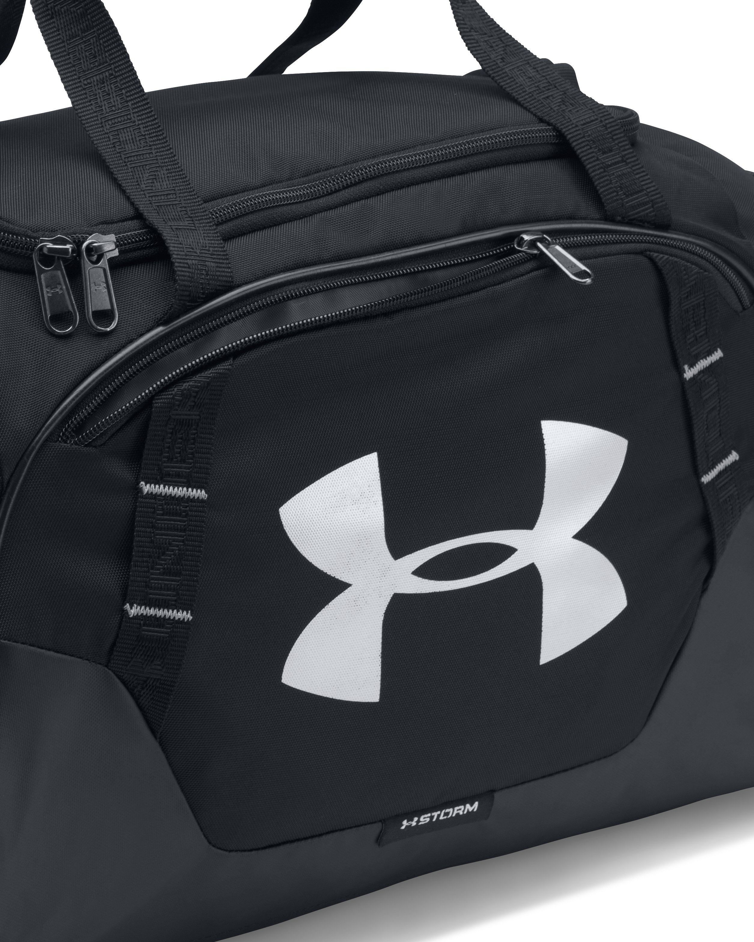 UA Undeniable 3.0 Extra Small Duffle, Black ,