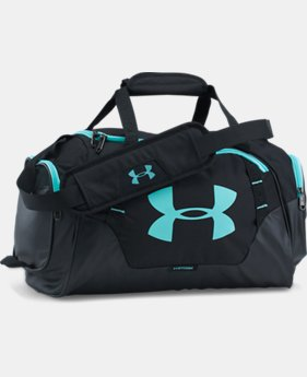 UA Undeniable 3.0 Extra Small Duffle  3 Colors $34.99