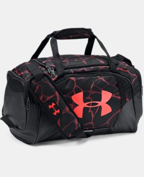 UA Undeniable 3.0 Extra Small Duffle LIMITED TIME: FREE SHIPPING 9  Colors Available $39.99