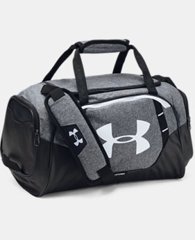 UA Undeniable 3.0 Extra Small Duffle  3 Colors $39.99