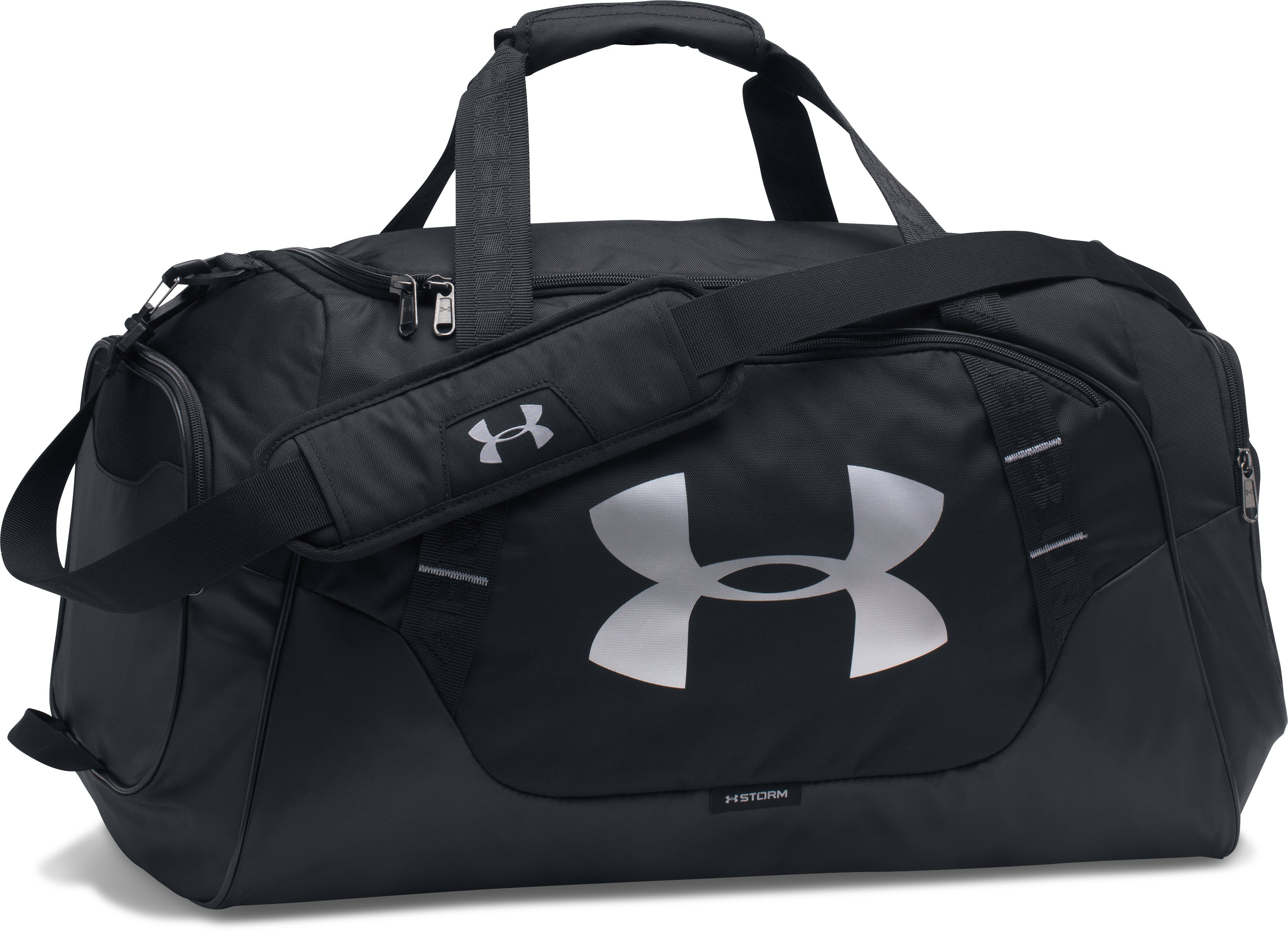 Men's UA Undeniable 3.0 Extra Large Duffle Bag, Black , undefined