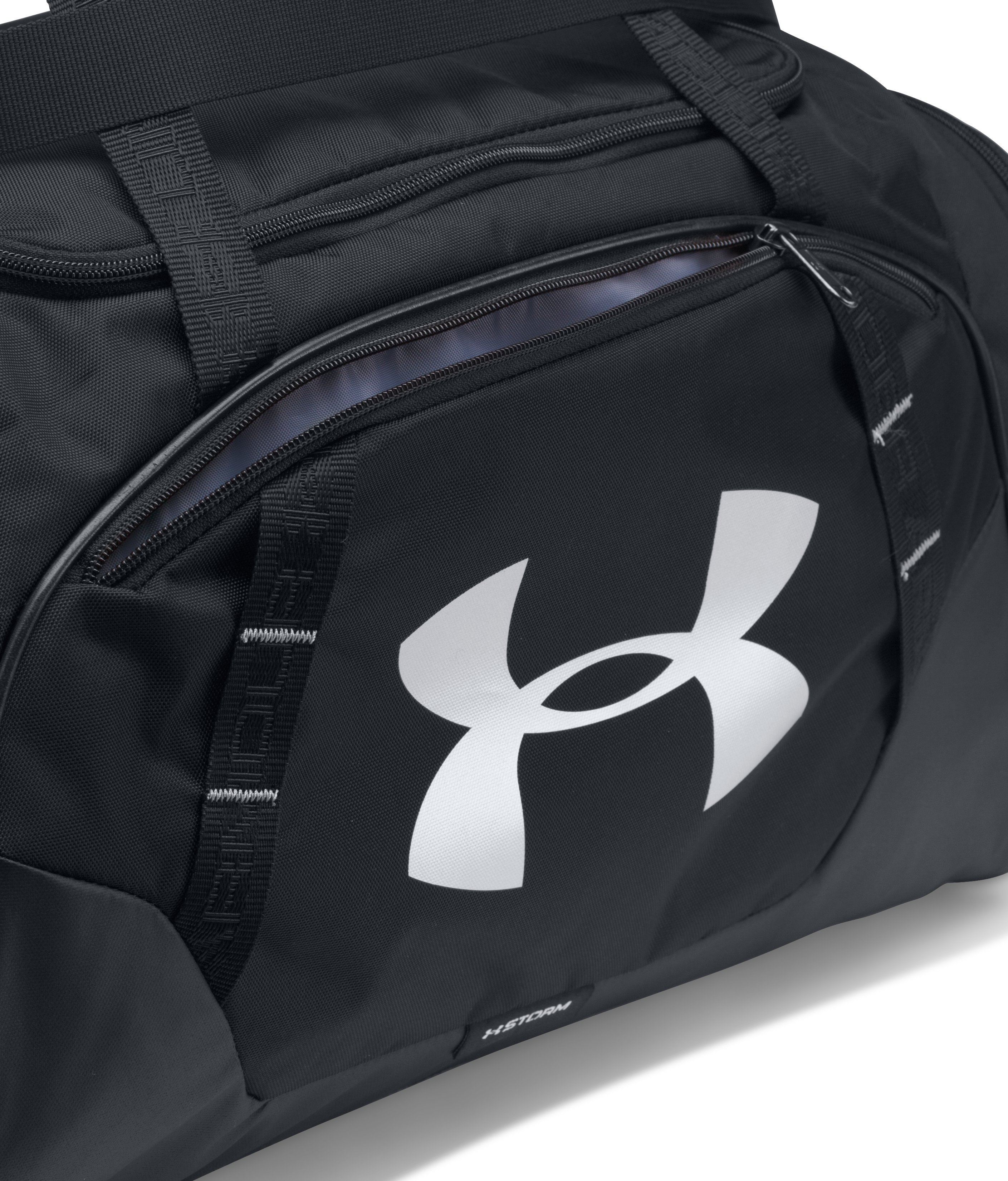 Men's UA Undeniable 3.0 Extra Large Duffle Bag, Black ,