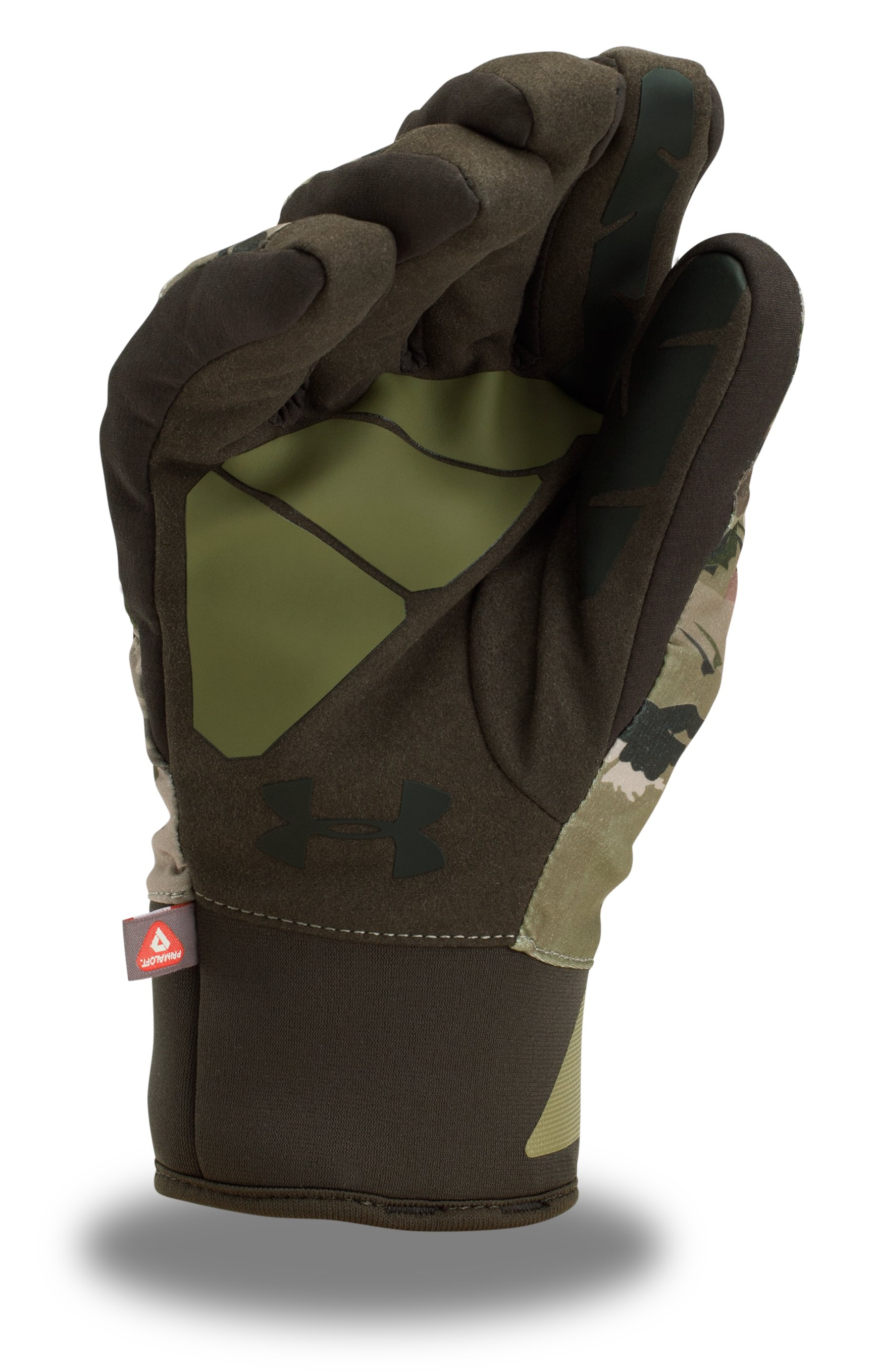 Men's UA Scent Control Primer 2.0 Gloves, RIDGE REAPER® BARREN, undefined