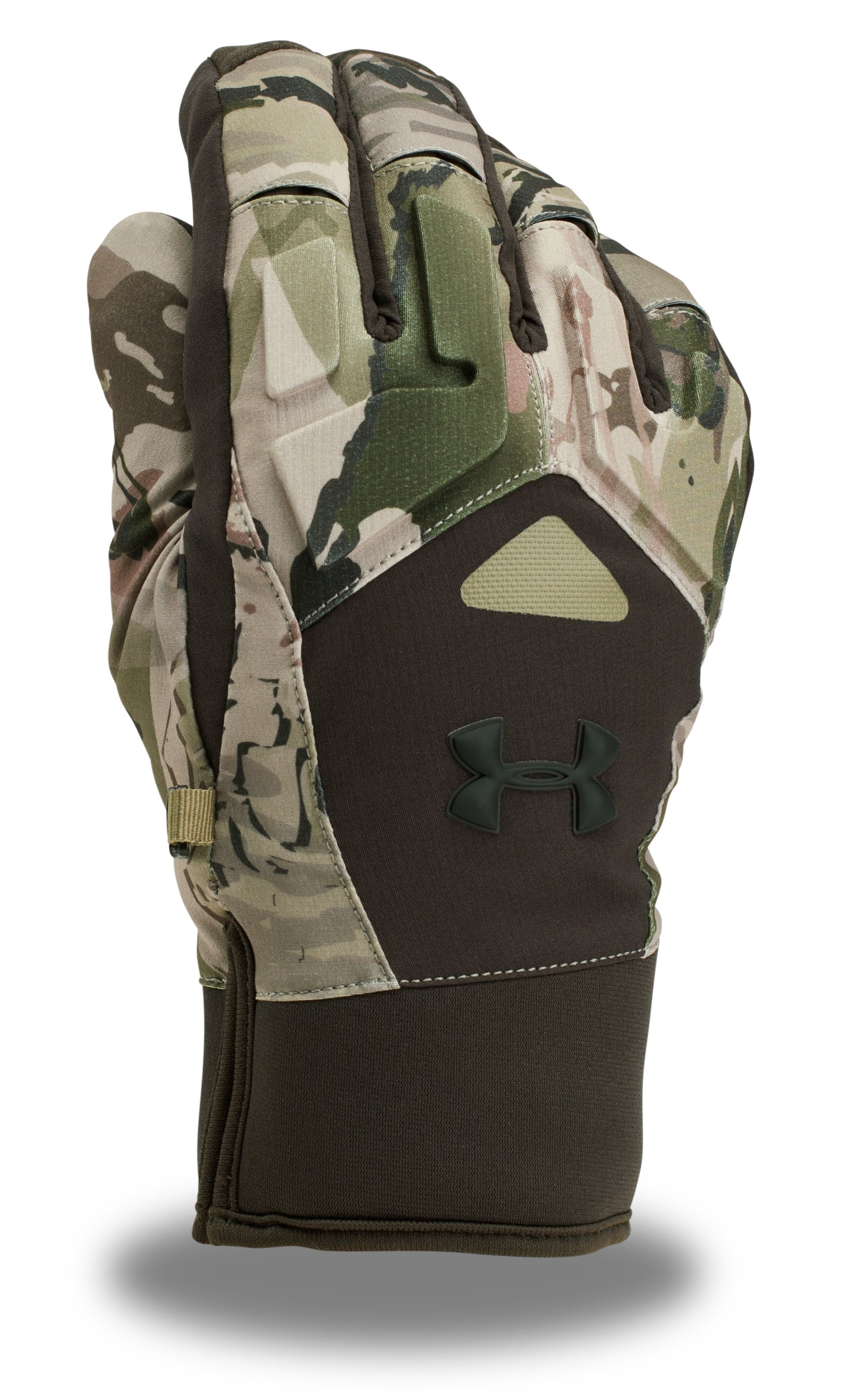 Men's UA Scent Control Primer 2.0 Gloves, RIDGE REAPER® BARREN,
