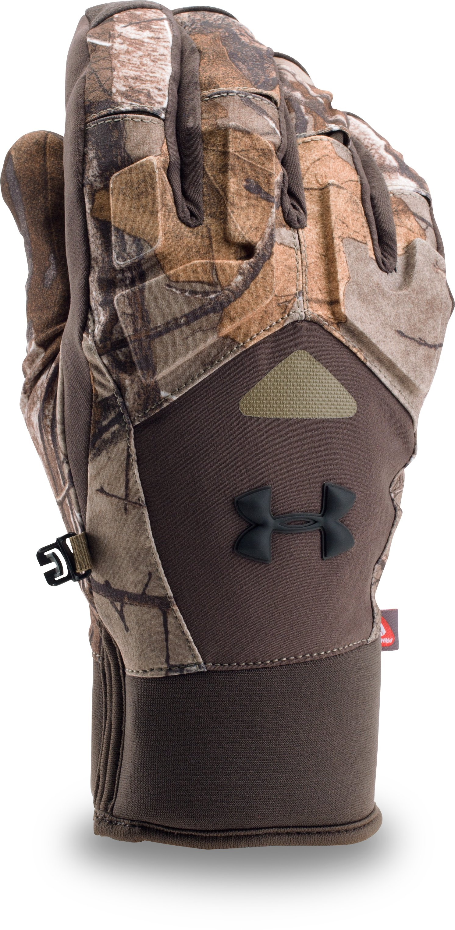 Men's UA Scent Control Primer 2.0 Gloves, REALTREE AP-XTRA