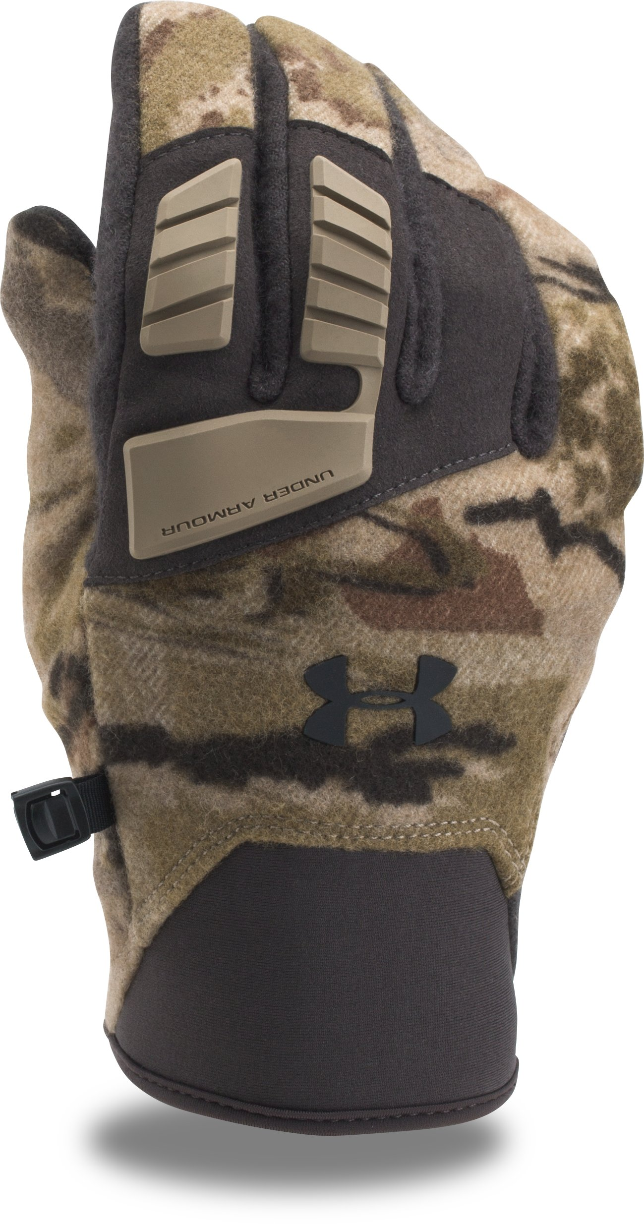 Men's UA Speed Freek Wool Gloves, RIDGE REAPER® BARREN, undefined