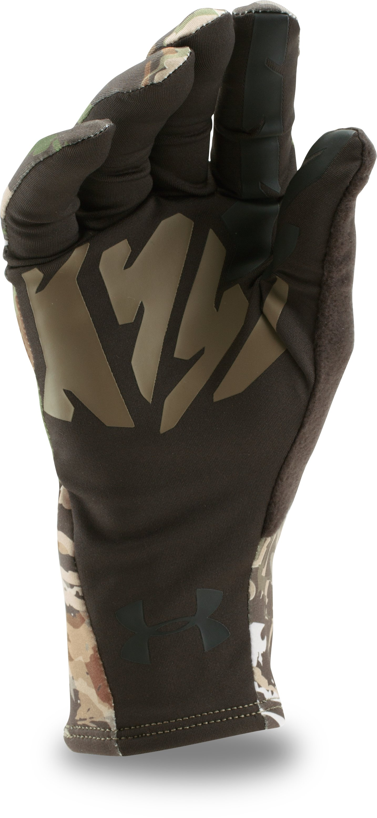 Men's UA Scent Control 2.0 Hunting Gloves, RIDGE REAPER® FOREST,