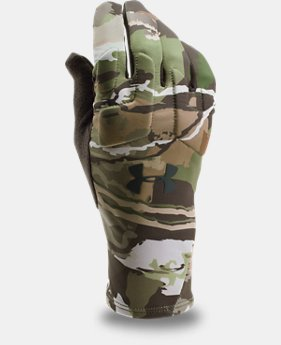 Men's UA Scent Control 2.0 Hunting Gloves LIMITED TIME OFFER 2 Colors $23.99 to $29.99