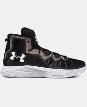 Men's UA Lightning 4 Basketball Shoes  1 Color $99.99