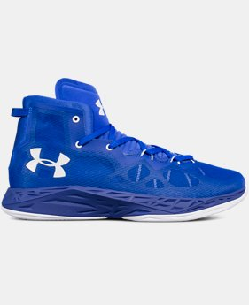 New Arrival Men's UA Lightning 4 Basketball Shoes  1 Color $99.99