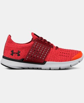 Boys' Grade School UA SpeedForm® Slingwrap Running Shoes  1 Color $63.74