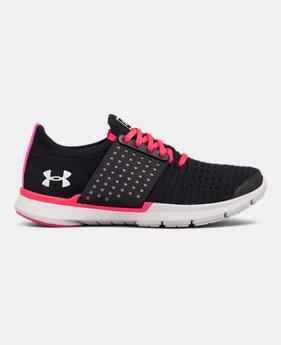 e3d3560d8f7b Girls  Grade School UA Threadborne Slingwrap Running Shoes 1 Color  Available  72.24