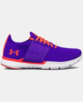 PRO PICK Girls' Grade School UA Threadborne Slingwrap Running Shoes  1 Color $84.99