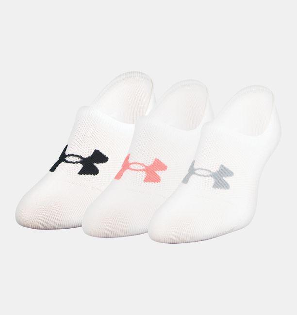 2354795a UA Essential Ultra Low Liner Socks - 3-Pack