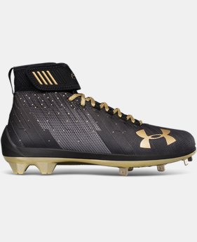 Men's UA Harper 2 Mid ST – Limited Edition Baseball Cleats  3 Colors $129.99