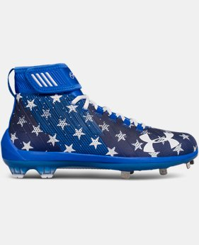 Men's UA Harper 2 Mid ST – Limited Edition Baseball Cleats   $129.99