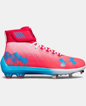 Men's UA Harper 2 Mid ST – Limited Edition Baseball Cleats  1 Color $129.99