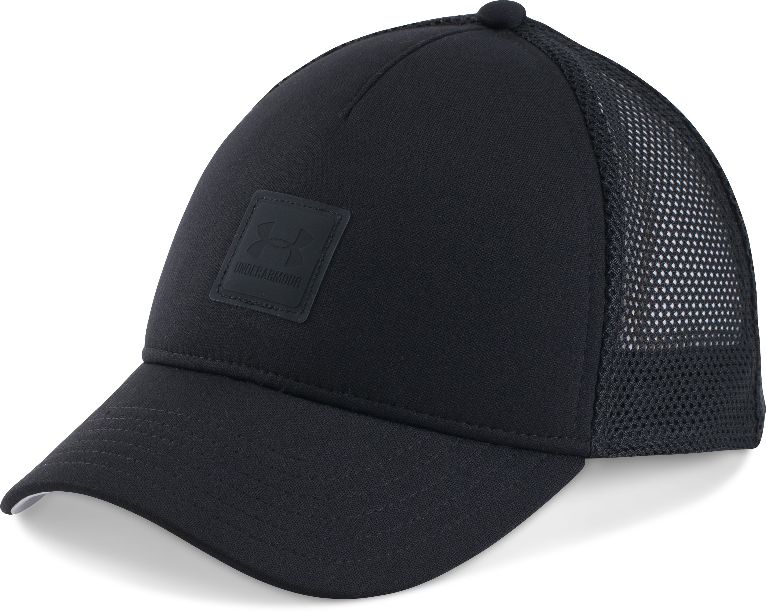 Women's UA Favorite Snapback Cap, Black ,