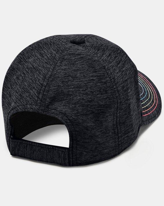 Girls' UA Twisted Cap, Black, pdpMainDesktop image number 1