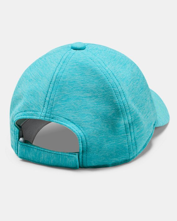 Girls' UA Twisted Cap, Blue, pdpMainDesktop image number 1
