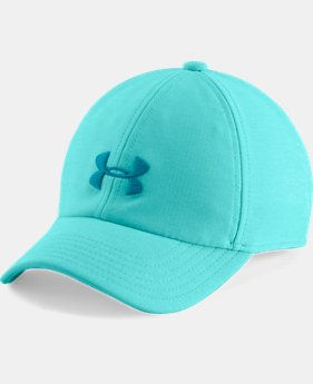 Girls' UA Twisted Cap  2 Colors $19.99