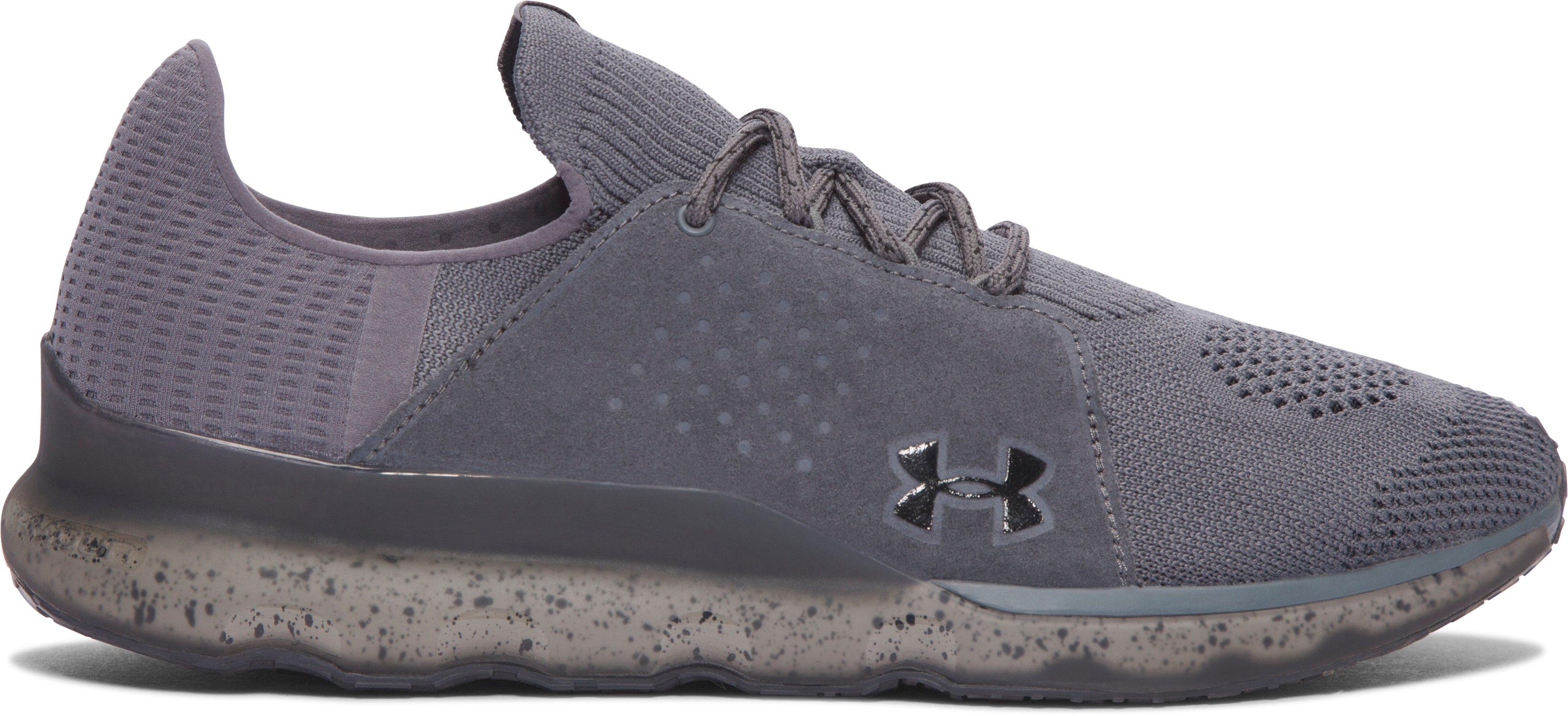 Men's UA Threadborne Reveal Running Shoes, 360 degree view